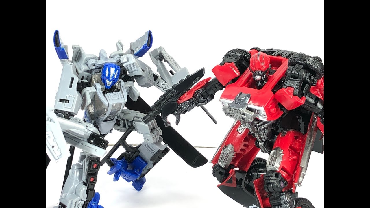 Transformers Studio Series #40 Shatter Chefatron Toy Review