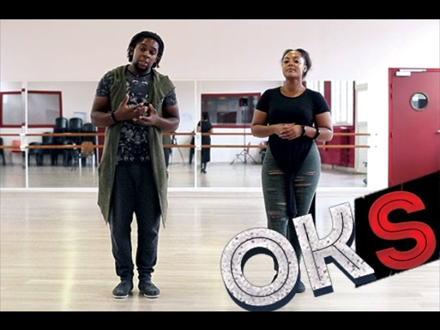 Kizomba Basics - Turning left/right 🎓 OKS 🎓