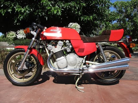 1978 MV Agusta 750 Sport America For Sale