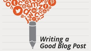How to Write a Good Blog? - Blog Writing Tips(, 2016-03-21T11:58:03.000Z)