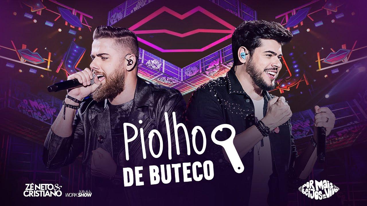 Zé Neto e Cristiano - PIOLHO DE BUTECO - DVD Por mais beijos ao vivo