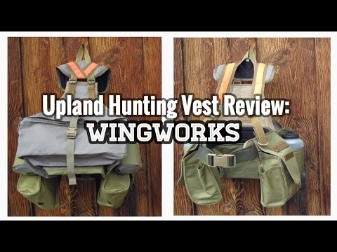 Hunting Vest Review - WingWorks
