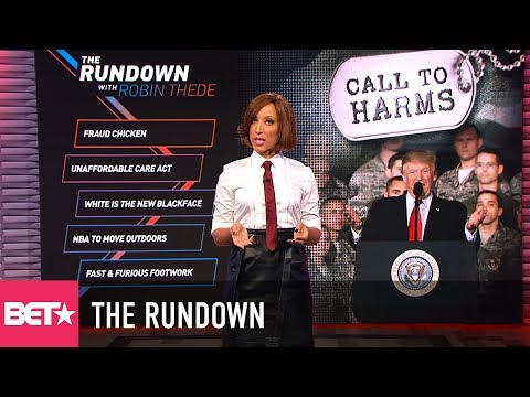 Download Youtube: Restaurant Accused Of Serving Popeye's Chicken | The Rundown With Robin Thede