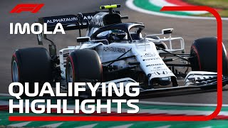 2020 Emilia Romagna Grand Prix: Qualifying Highlights