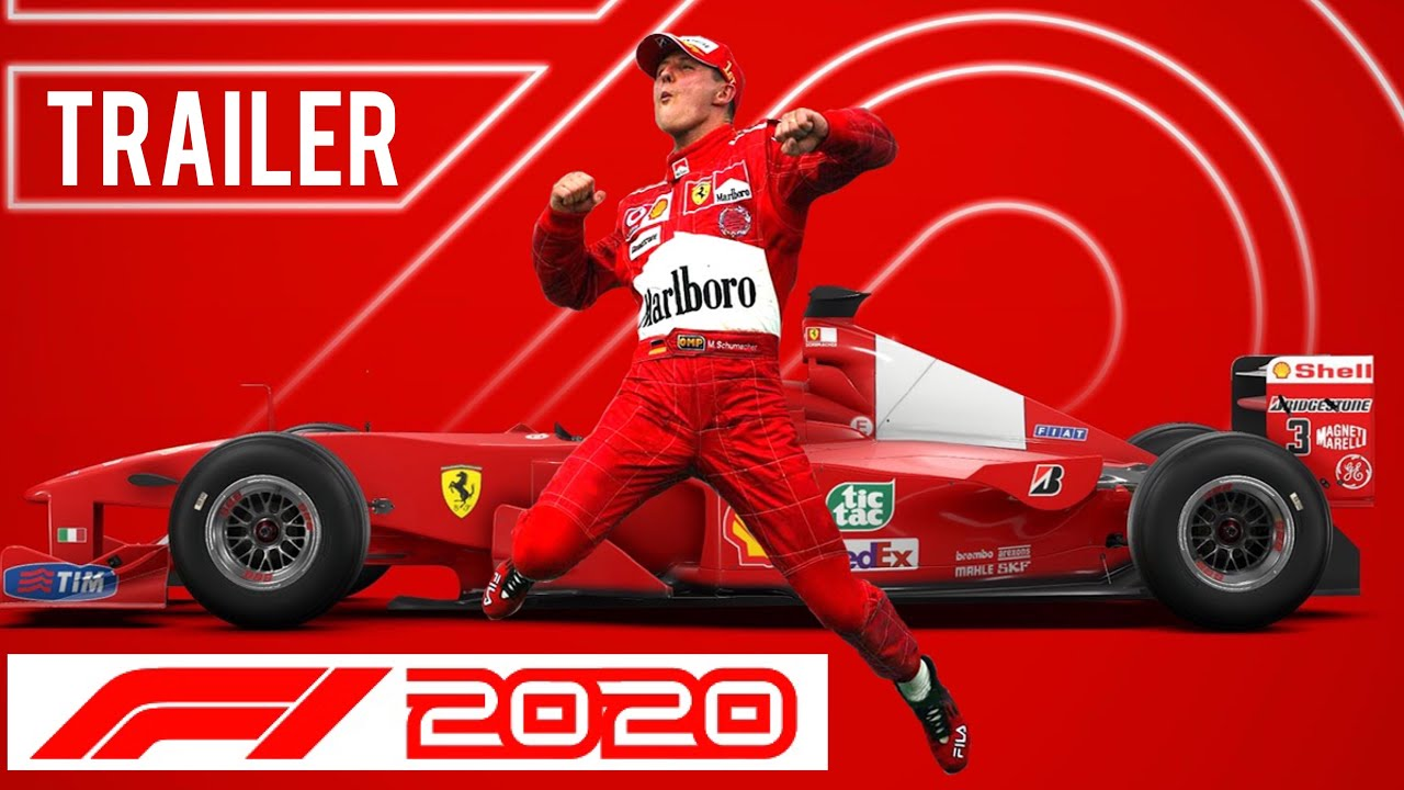 F1 2020 - Michael Schumacher Deluxe Edition | PS4 - YouTube