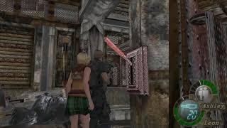 Resident Evil 4 part 16 O Caminhão