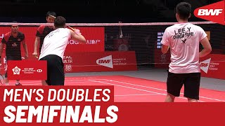 SF | MD | AHSAN/SETIAWAN (INA) vs. LEE/WANG (TPE) | BWF 2019