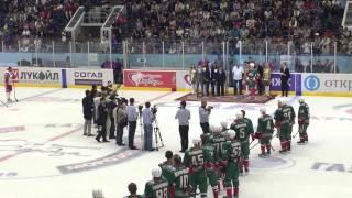 Алексей Морозов обратился к болельщикам