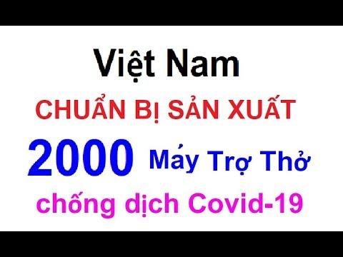 Giáo sư Trần Văn Thọ chuyển giao công nghệ máy trợ thở cho Việt Nam chống  Covid – 19