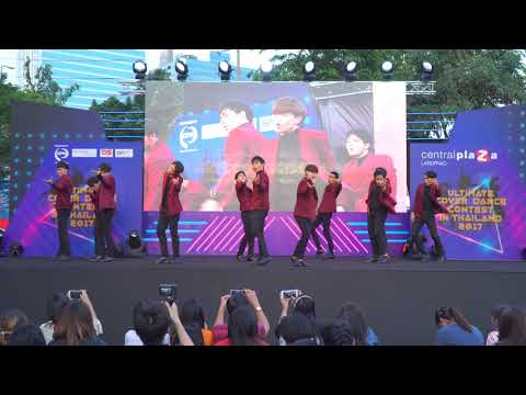 171216 HUNTER cover SEVENTEEN - CLAP @ Ultimate Cover Dance 2017