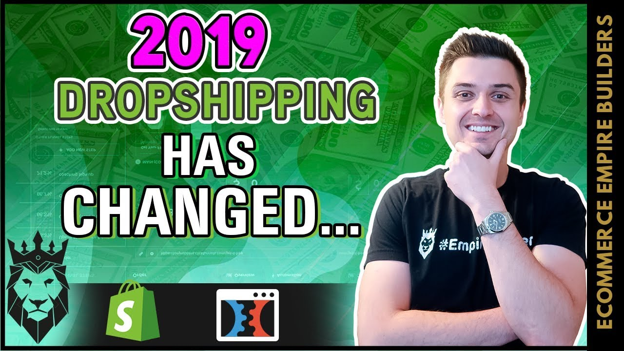 BUILD YOUR BRAND TO SURVIVE IN 2019! | SHOPIFY DROPSHIPPING