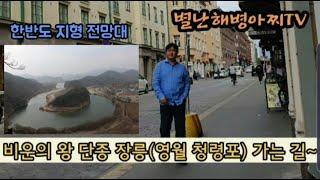 비운의 왕 단종 장릉(…