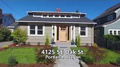 Elegant, Renovated Home in Portland's Laurelhurst neighborhood | Oregon luxury real estate