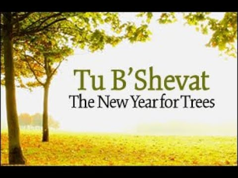 TuB'Shevat! New Year of Trees! WE ARE the Trees! First Fruits! Belewe Blood Supermoon! PT.1
