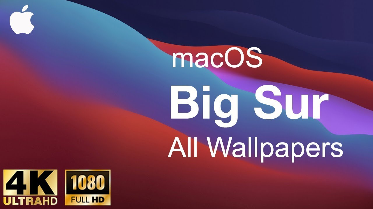 Download Macos Big Sur Wallpapers Fhd 4k Macos 11 0 Big Sur All Wallpapers Youtube