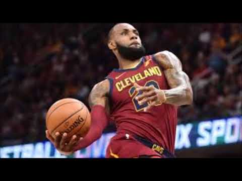 Breaking News Lebron James Will Play In Nba Finals 2018