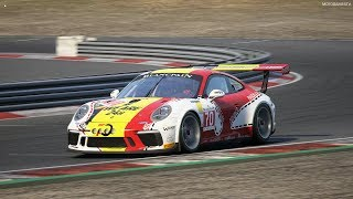 Assetto Corsa Competizione - 2017 Porsche 911 GT3 Cup at Nurburgring (Replay)