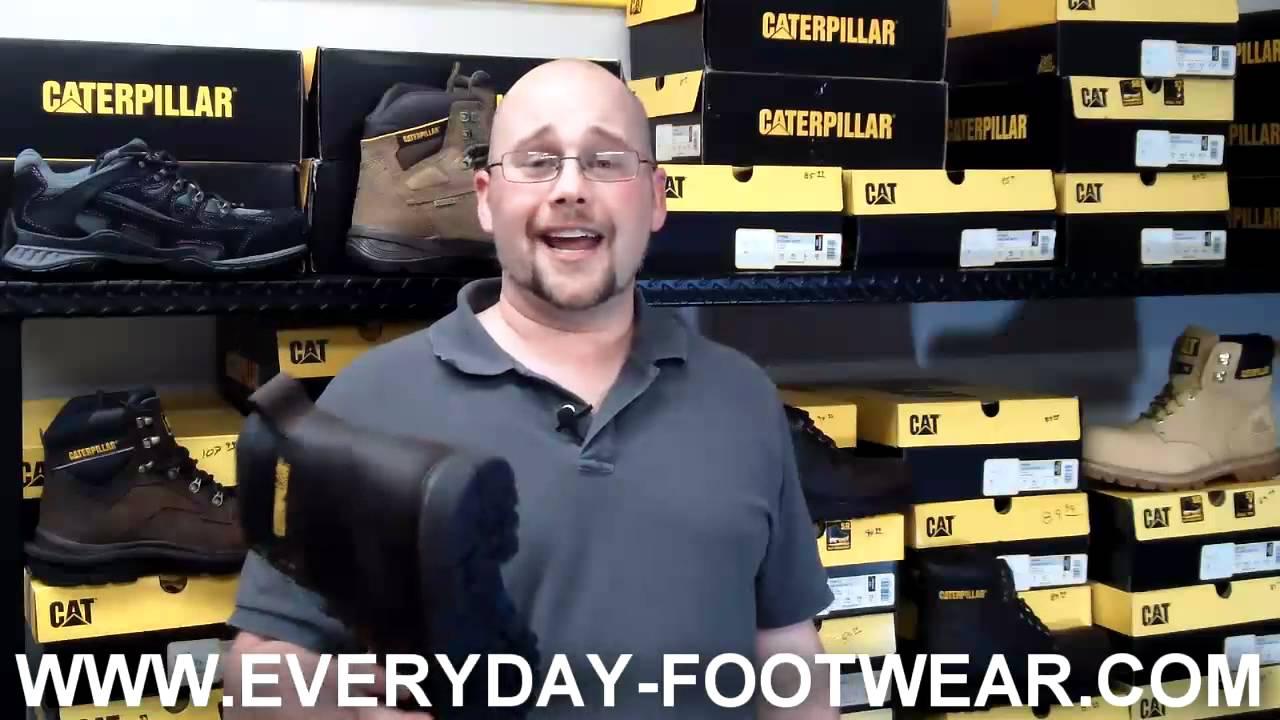 Caterpillar Second Shift 79 99 Work Boots Cat 2nd Shift