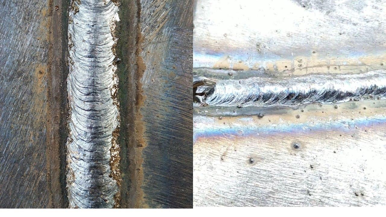 Сварка электродом во всех положениях(welding in all positions)!!!!Обзор Nittetsu-16W