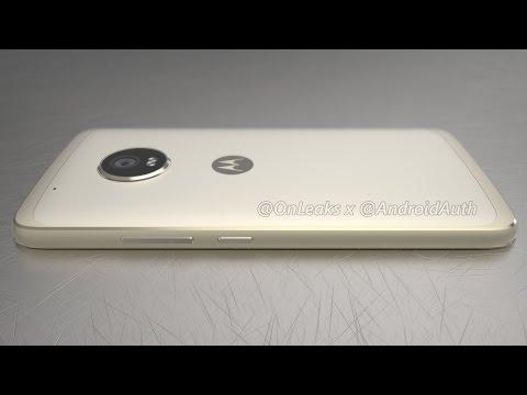 Exclusive: Moto X (2017) 360-degree render