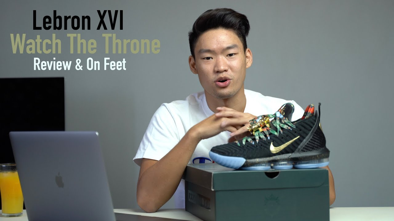 Nike Lebron 16 Watch The Throne Review