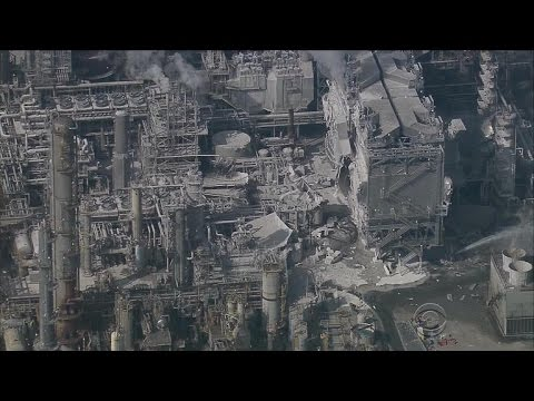 Investigators: Feb. ExxonMobil refinery explosion could've been worse