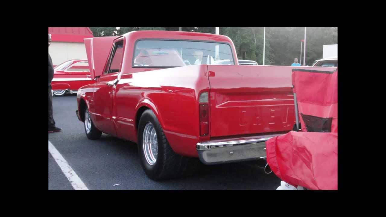 Blown Pro Street 67 Chevy C10 Pickup & 67 Nova II HD - YouTube