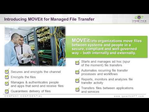 01  - Why Managed File Transfer?