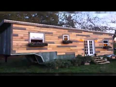 wind river tiny homes living large while st youtube. Black Bedroom Furniture Sets. Home Design Ideas