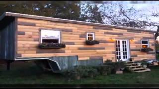 Wind River Tiny Homes: Living Large While St
