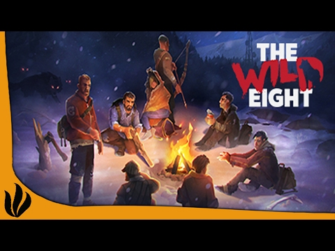 The Wild Eight FR - De la survie en coop sur une terre enneigée !