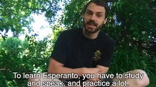 Tago 18 | Esperanto estas la pli facila lingvo