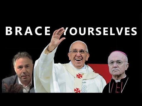 INCOMING: Francis' Exhortation vs Coffee with Viganò