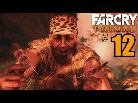 Far Cry Primal FLY LIKE A BIRD - Walkthrough Part 12 - Xbox One Gameplay 1080P