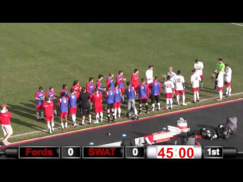 Haverford College Men's Soccer Highlights vs  Swarthmore Senior Day