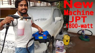 JPT 1800-watt high pressure car washer | nitto rai