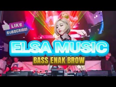 DJ ELSA MUSIK TERBARU OKTOBER 2017 MENGGUNCANG KAWASAN SUKADANA
