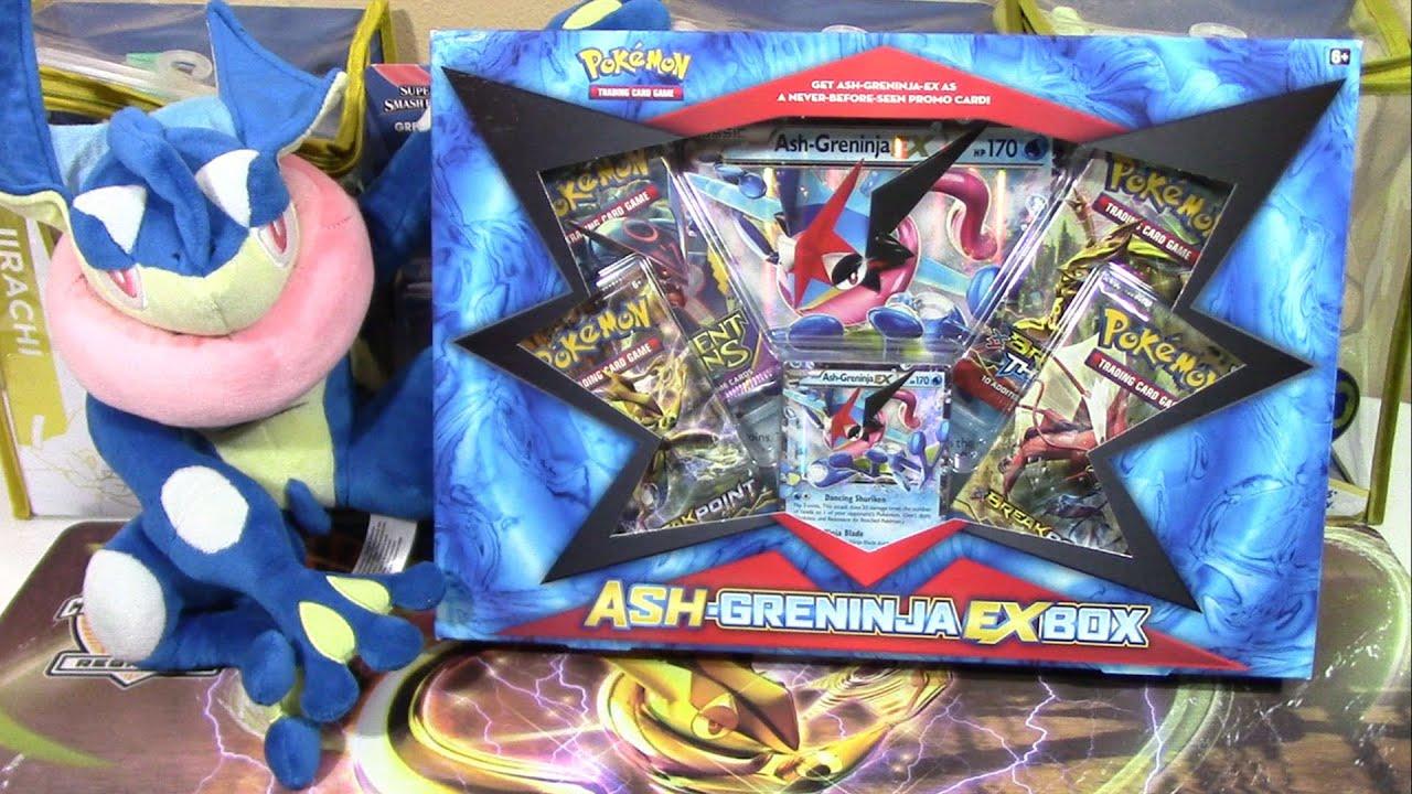 Mega Greninja Ex