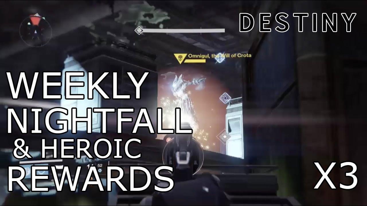 Destiny Update Brings Matchmaking For Weekly Heroic Strikes
