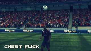 FIFA13 all 50 Skill Moves ► TUTORIAL || HD ||