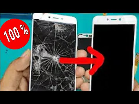 How to repair touch screen problem   fix screen not working solution   redmi   vivo   oppo