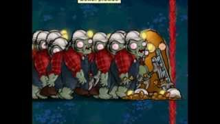 Parodia Plantas Vs Zombies