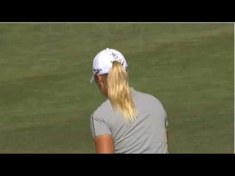 Anna Nordqvist Grounds Club - US Womens Open