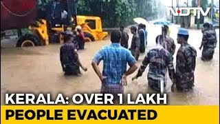 80 Landslides In 2 Days In Kerala Amid Flooding As Rescue Teams Fight Odds