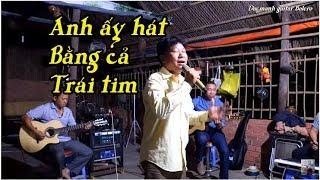 Bolero guitar / bài hát Khóc Thầm do hóm nhạc guitar Bolero Mái Lá /khách hát giao lưu/ kenh ducmanh