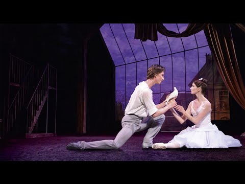 Rhapsody / The Two Pigeons trailer (The Royal Ballet)