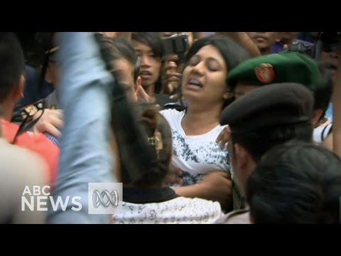 Bali 9: Families of Chan and Sukumaran face journalist gauntlet