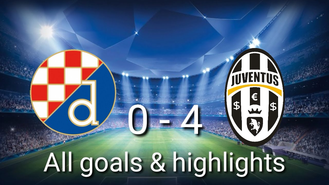 Download Juventus 4 Dinamo Zagreb 0 ( all goals & Highlights )