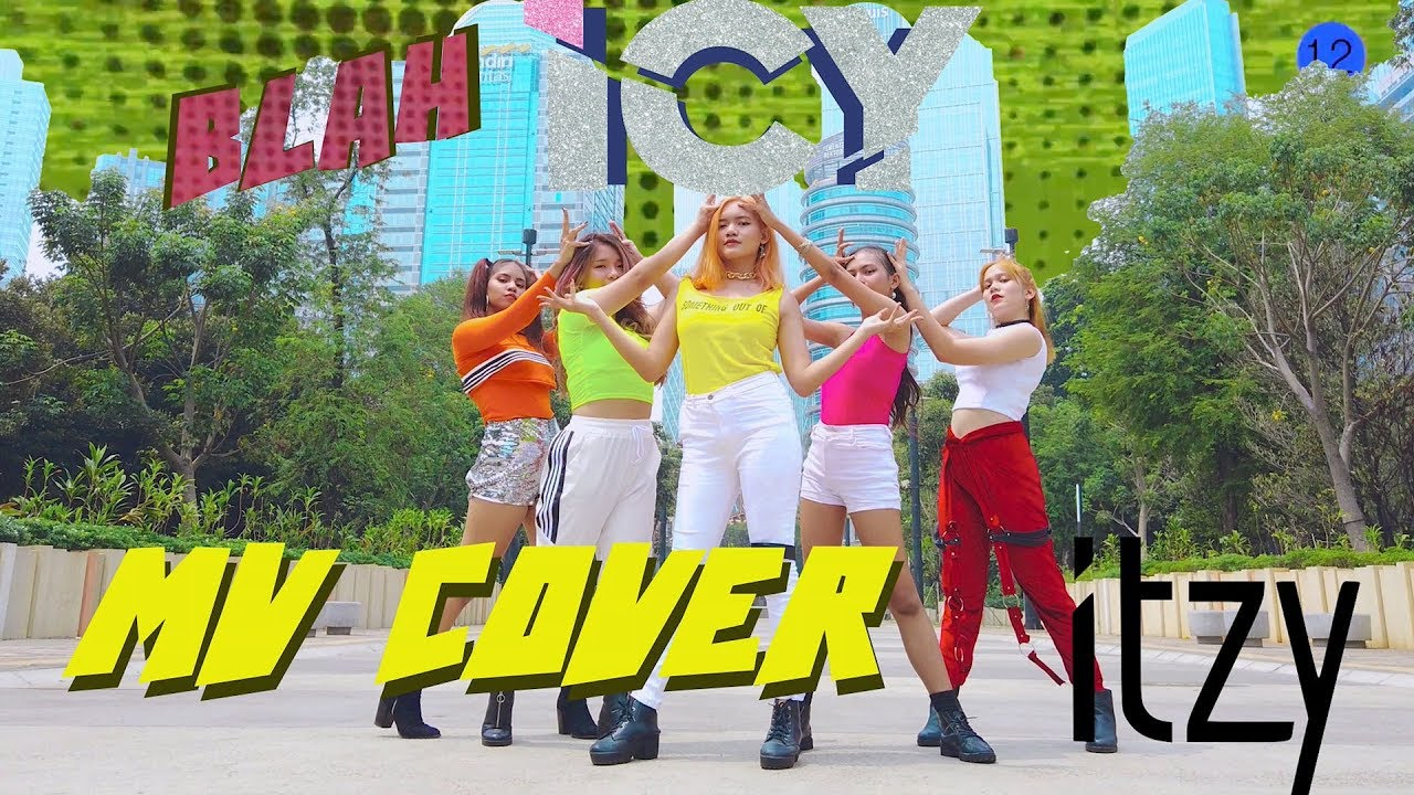 "ITZY ""ICY"" MV COVER BY INVASION GIRLS FROM INDONESIA"