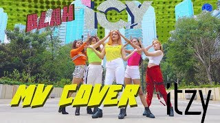 """ITZY """"ICY"""" MV COVER BY INVASION GIRLS FROM INDONESIA"""